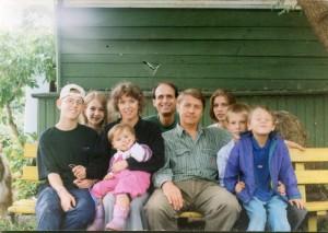 Семья Лаудермилк1